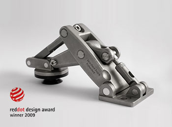 Manfred Frank Heavy Duty Hinges