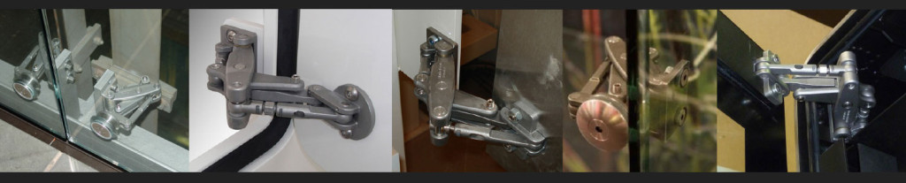 Heavy Duty Concealed Hinges - Micromaster