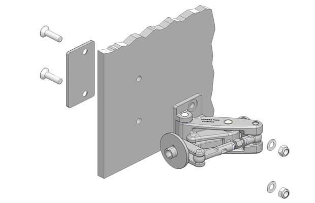 backingplate